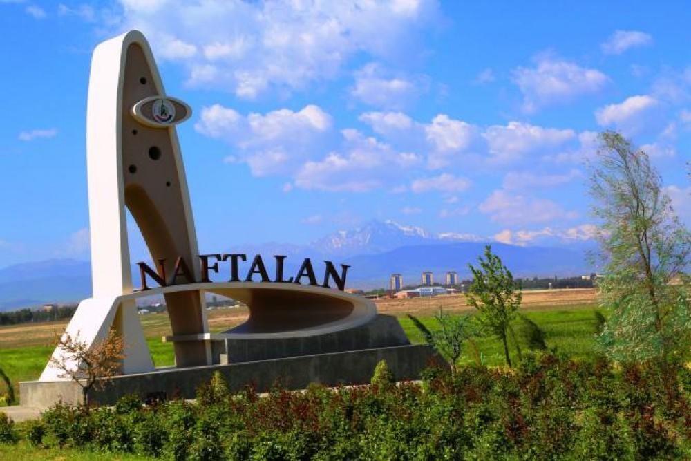 Город-Курорт Нафталан