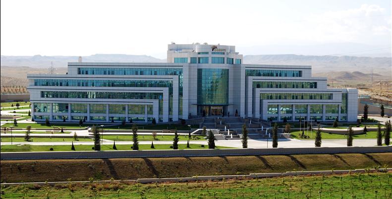 Санаторий Гашалты - Нафталан
