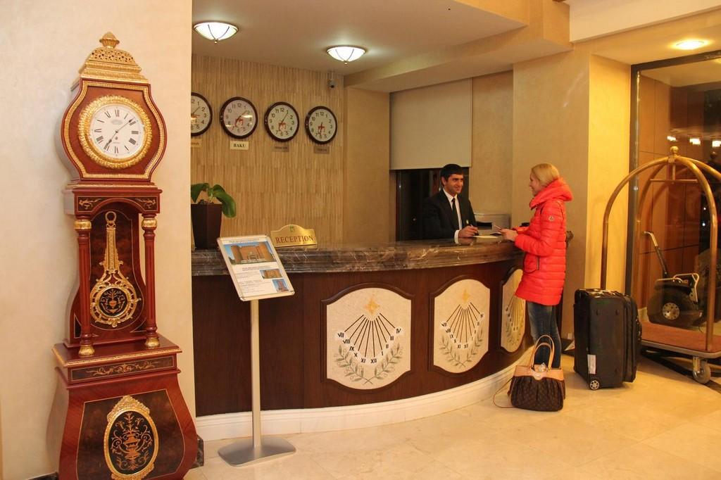 Санаторий Чинар Отель и Спа - Нафталан
