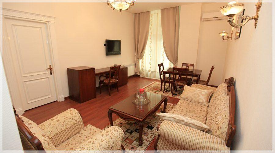 Санаторий «Kepez» I Suite (Люкс)