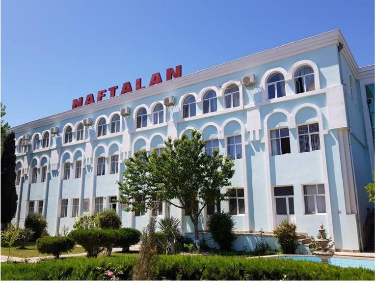 Standard Room - ОЦ Нафталан