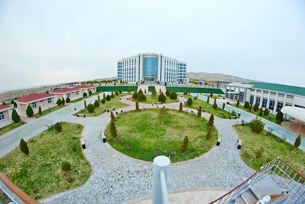 Санаторий Дуздаг (Duzdağ) Нахичевань Азербайджан