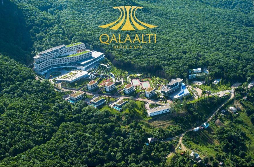 Санаторий Галаалты