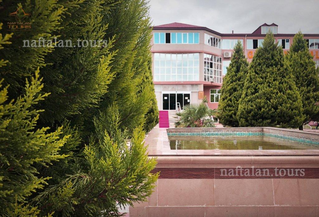 Санаторий Красивый Нафталан