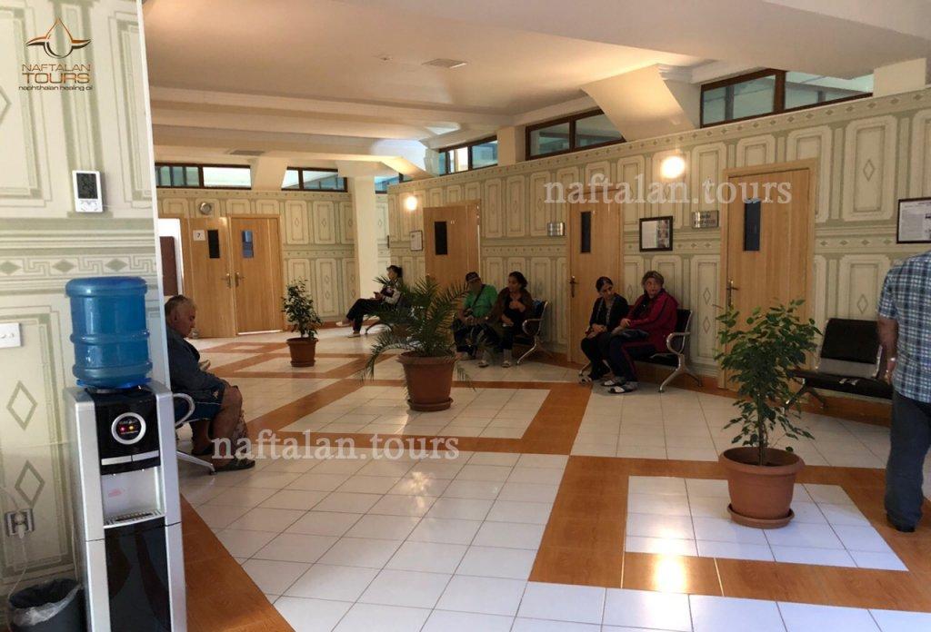 Оздоровительный центр (ОЦ) «Нафталан»