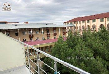 Оздоровительный центр «Нафталан» - Полу-люкс